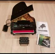 Miniature Grand Piano 1/6 Scale Built-in And Recorded 100 Songs Taro Hakase F/s