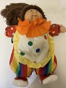 Vintage Cabbage Patch Clown Doll With Shoes