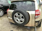 Rear Back Door Spoiler Privacy Tint Glass Limited Fits 09-12 Rav4 Gold 4103214