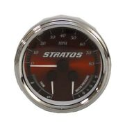 Stratos Boat Multi-function Gauge 113105-a | 7e551 Oversized Outboard