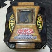 Yu-gi-oh Flareon Puck Collector Tin Cans List No.my2964