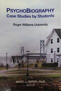 Psychobiography Case Studies By Students Roger Williams University By Seifer