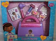 Disney Doc Mcstuffins Doctorandrsquos Bag Exclusive Toy Brand New In Sealed Package