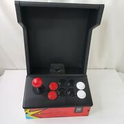 Ion Icade Arcade Video Game Bluetooth Cabinet For Ipad Tablet Euc
