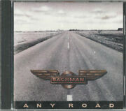 Randy Bachman Any Road 1994 Guitar Recordings Cd Guess Who Bto Turner Overdrive