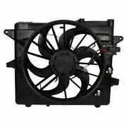 Engine Cooling Fan Assembly-supercharged Rf-394 Fits 2005 Ford Mustang 4.6l-v8