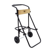 Outboard Motor Cart Engine Stand Folding Handle Accommodates 15 Hp-30 Hp Motors