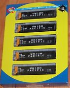 Athearn 94924 Bathtub Coal Gondola With Load 5 Pack Union Pacific Up