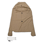 Lund Boat Cockpit Cover 2136886 | 2075 Tyee Magnum W/ Flaps Beige