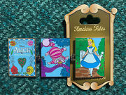 Disney Pins Alice Cheshire Cat Timeless Tales Hinged Princess Book Le 3000 Pin