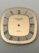 Patek Philippe 18k 750 Gold Beyer Watch Dial 29.75mm Authentic