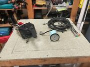 Johnson / Evinrude Outboard Top Mount Binicle Box W/ Key Switch And Harness 20