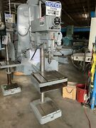 Clausing Drill Press, Model 2275, 1.5 Hp, Variable Speed
