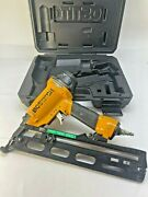 Bostitch N62fn Finish Nailer Angled 15ga 1-1/4 - 2-1/2 And Case Tested Working
