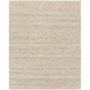 Tahoe Tah-3700 8' X 10' Rectangle Area Rug In Cream/camel/charcoal