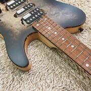 Schecter Japan Kr-24-hsh-vtr/dcb/pf Outlet Limited Edition Made In