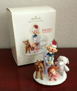 Collectible Hallmark Keepsake Rudolph The Red-nosed Reindeer.qxi7219.new Opened