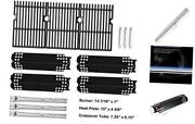 Grill Parts Kit For Charbroil 467300115, 463436215, 463436213, 463436214,