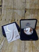 2007 American Silver Eagle Proof Dollar Us Mint Ase Ogp Coin With Box And Coa