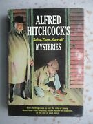 Alfred Hitchock's Solve-them-yourself Mysteries For Young People 1963 Hc Dj