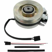 Pto Blade Clutch For Ariens Ezr 1440 1648 1540 - W/ Wire Harness Repair Kit