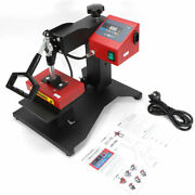 6x Heat Press Multicolor Logo Ball Point Sublimation Color Printing Machine 110v