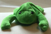 Legs The Frog Ty Beanie Baby 1993 Retired No Tag