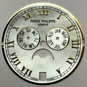 Patek Philippe 4936g Mother-of Pearl Dial New Condition 100 Authentic