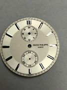 Patek Philippe Travel Time Gmt 5134p Watch Dial Menand039s