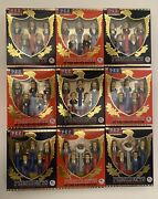 Pez United States All 45 Presidents Complete Set Volumes 1-9 I-ix New In Boxes