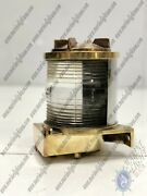 Old Salvaged Tranberg Serie Marine Antique Ship Electric Lamp With Ip-56