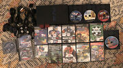 Sony Ps2 Bundle System 17 Games And Extras Playstation 2 Fat System Memory Cards