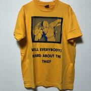90s Lupin Iii Anime Used Vintage Ghibli Cagliostro's Castle T-shirt