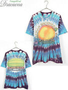 Used T-shirt 90s Made In Usa The Allman Brothers Band Eat Peach Tour Rock