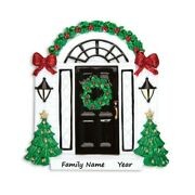 Personalized New Home House Christmas Tree Ornament 2021 Keepsake Holiday Gift