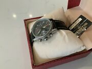Unused Fortis Flieger Chronograph 622.10.141 Ss Auto Men's Watch