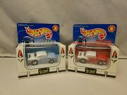 Hot Wheels Old/toy Cars 1955 Chevy 164 Scale Die-cast Lot Of 2