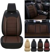 Car 5-seat Seat Covers Fit For Toyota Highlander 03-21 Car Cushion Black Coffee