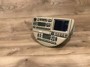 00_2003 Jaguar S-type Gps Navigation Screen Stereo Player Climate Control Oem