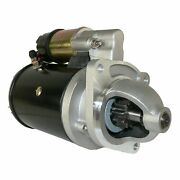 New Starter For Ford 2310 1972 3cyl Diesel