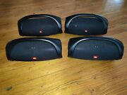 Lot Of 4 Jbl Boombox Portable Bluetooth Speaker For Parts/repairs Free Ship