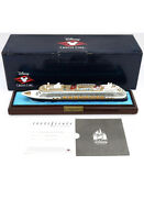 Official Dcl Disney Cruise Line By Olszewski Scale Model Ship Dream Lights Up