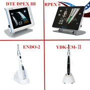 Dental Wireless 161 Led Endo Motor Contra Angle/root Canal Finder Apex Locator