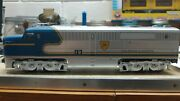 Delaware And Hudson Shark Nose Mth And Williams 3 Engine Set W/original Boxes