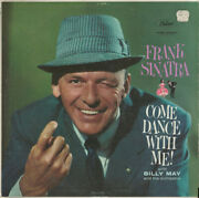 Frank Sinatra - Come Dance With Me - Capitol Records, Capitol Records - W-1069,