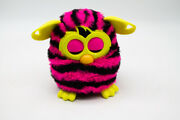 Furby Boom 2012 Electronic Interactive Toy Pink And Black Stripe