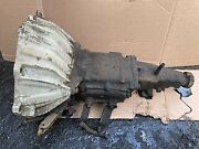 Chevrolet Saginaw 3 Speed Transmission Good Condition W/bell Housing