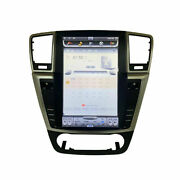 12.1 Android 9 Radio Vertical Screen Carplay Gps For Benz Ml Gl 350 2012-2015