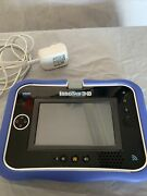F5 Vtech Innotab 3s Learning Tablet Kids Blue Game System Case Power Cord Stylus