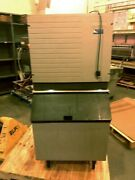 Scotsman Cme256we-1a Ice Maker With Htb350 Ice Bin